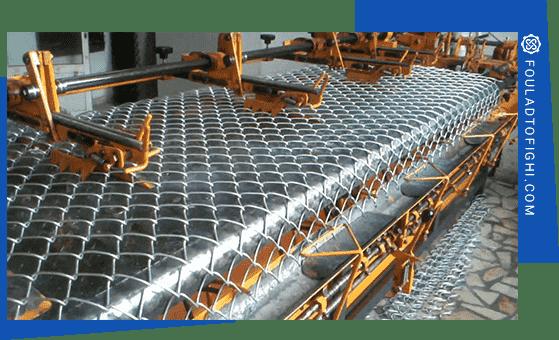 صنایع فولاد توفیقی - توری