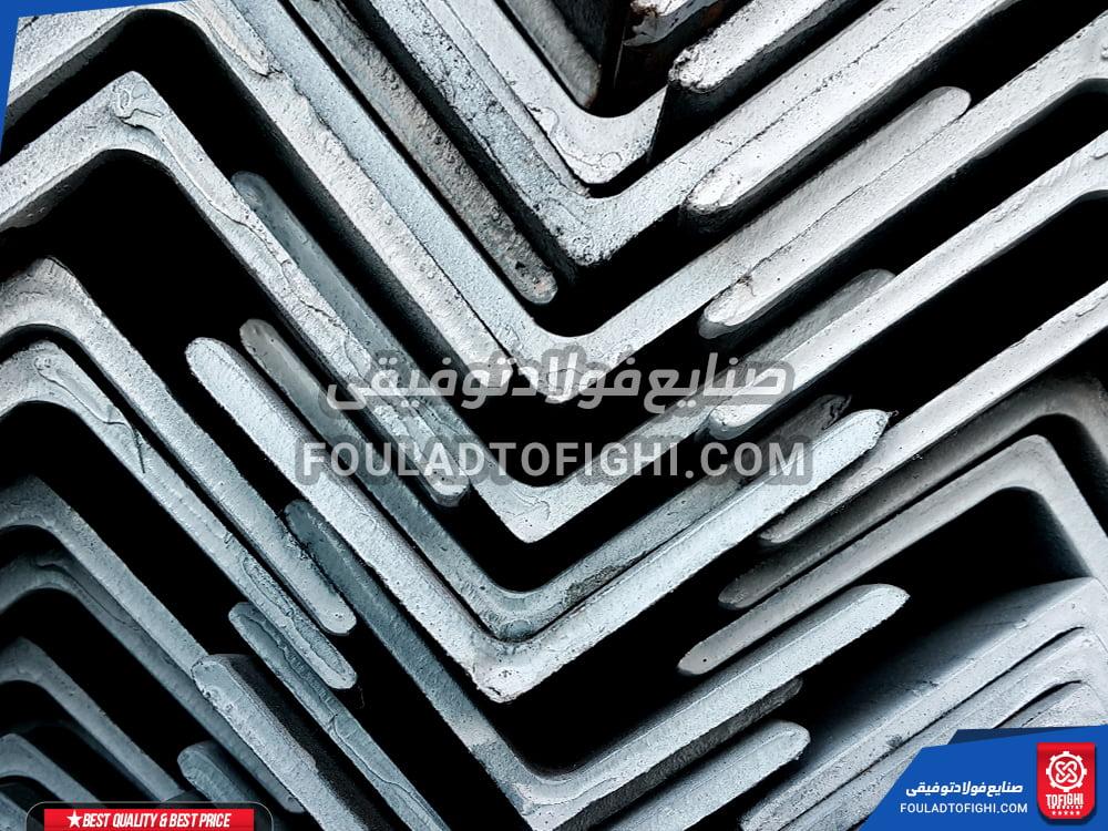 قیمت نبشی فولادی